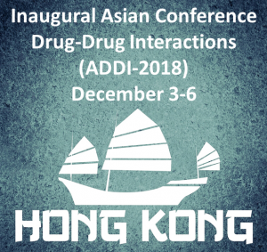 Inaugural Asian Drug-Drug Interactions Conference in Hong Kong
