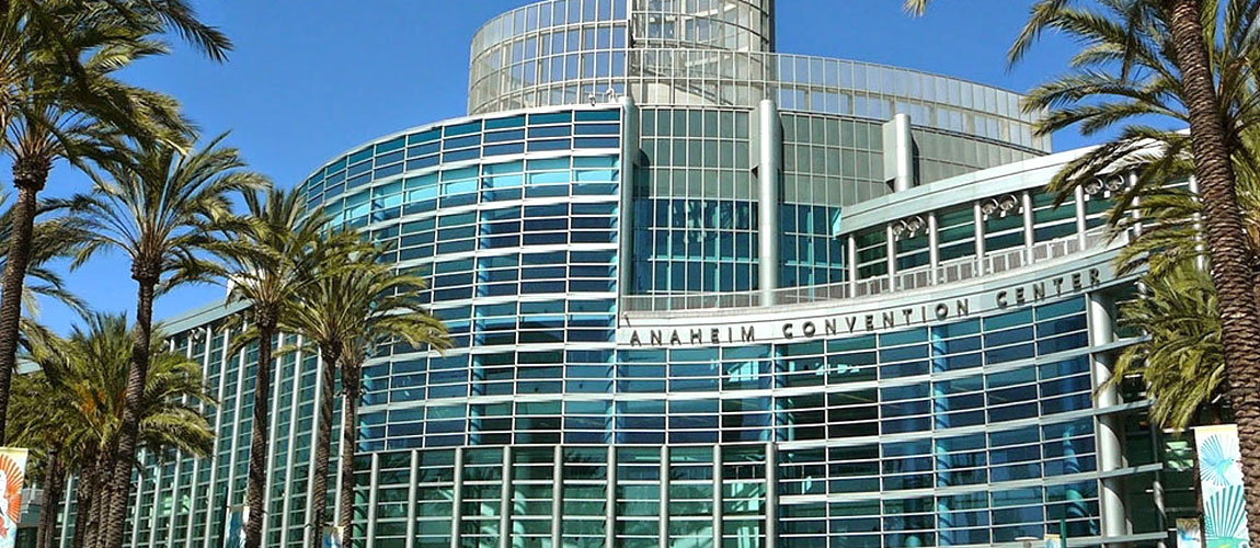Anaheim Convention Center - SOT2020