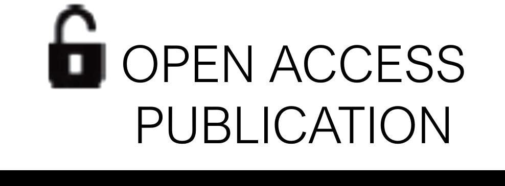 Open access Publication