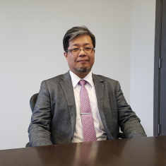 Yoshio Morikawa Chief Strategy Officer KMT Hepatech